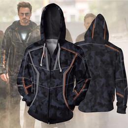 Sudaderas vengadores online-Avengers Endgame 4 Sudaderas con capucha para hombre Ropa de Cosplay Pantalones de adolescente Sudaderas con capucha impresas 3D