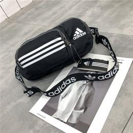 golf gps téléphone Promotion adidas Mode sac de taille Fanny Chest Paquet Outdoor Sport Sacs à dos épaule simple Hip-Hop Waistpacks A30