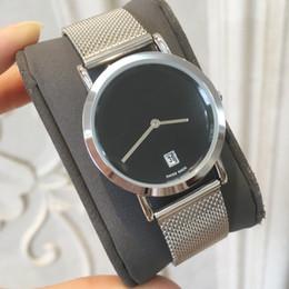 venda final Desconto 2019 novo design de moda de qualidade superior venda quente mulheres relógio de luxo simples relógio de quartzo com data senhora relógio de pulso de alta final relogio masculino