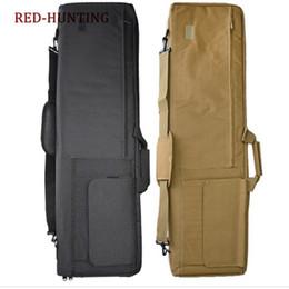 Tactical Heavy Gun Slip Carry Bag 85CM 100CM Rifle Case Hombro Bolsa Caza Mochila Bolsas para la caza # 214338 desde fabricantes