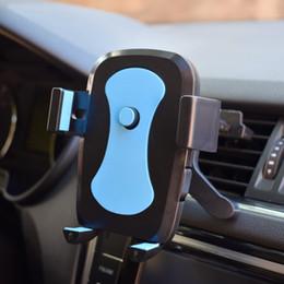 Автомобильный держатель телефона 360 вращения держатель для телефона в автомобиль вентиляционное отверстие крепление автомобильный держатель для iPhone 7 8 хз Макс универсальный cheap universal iphone car vent mount от Поставщики универсальная крышка вентиляционного отверстия для iphone