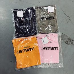 camisetas de jay z Rebajas 3M reflectante camiseta de algodón de la emboscada para hombre vestido de verano cuatro colores emboscada camiseta ocasional de la camiseta Blusas Mujer De Moda 2018