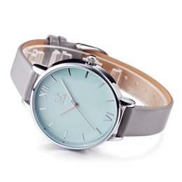 2019 новые простые девушки часы New Korean Style Women Watch Fashion Simple Office Business Watches For Lady Female Girl Friend Gift Vintage  Color Watch скидка новые простые девушки часы