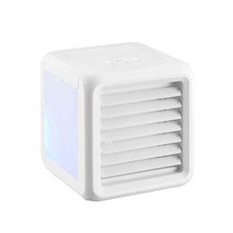 formas de encantos afortunados Desconto Sorte no Verão Quente USB Fria Fã Forma de Caixa Charme Design Vento Ventoso para o Seu Corpo Luxo USB Fan