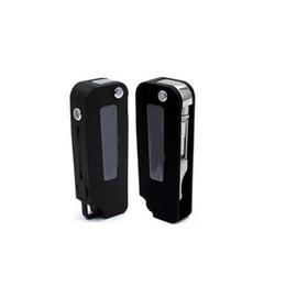 Key Box Preriscaldamento Batteria Serbatoio 350mAh Voltaggio variabile Chiave per auto Nero Argento Batteria per 510 Vape Pen da