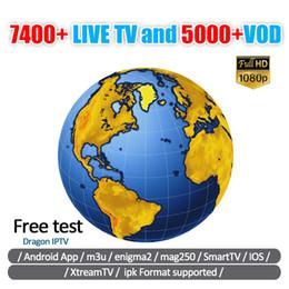 1/3/6/12 Ay IPTV Aboneliği 7400 + Smart TV M3U Kanalları Android Kutusu IOS Fransa İspanya Hollandalı Türkiye Italia Almanya Abonnement Iptv nereden