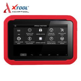 XTOOL Original X100 PAD Programador auto clave Ajuste del odómetro con adaptador EEPROM Admite funciones especiales Igual que X300 desde fabricantes