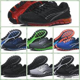 Asics GEL QUANTUM 360 KNIT 1 2019 T5J1N 0990 GEL Quantumss 360 Männer Laufschuhe Hohe Qualität Billig Training Neue Heiße Verkauf Walking Sportschuhe