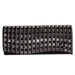 Embragues fiesta de bodas online-Nuevo diseñador de bolsos de noche para mujer 19172 estilo de moda de cuero de la PU señoras banquete de boda bolsos de embrague bolsa de hombro bolsa de mensajero femenina