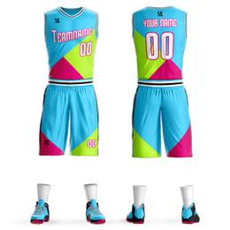 Venta al por mayor profesional al aire libre deportes de baloncesto uniforme de alta calidad deportes al aire libre uniforme de baloncesto impresión personalizada 30D tipo de letra Confort desde fabricantes