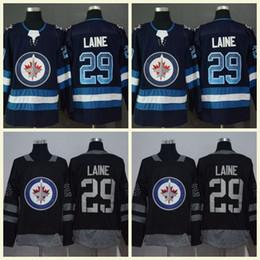 Men s Winnipeg Jets 25 Stastny 29 Patrik Laine 33 Dustin Byfuglien 26 Blake  Wheeler 55 Mark Scheifele 37 Connor Hellebuyck Hockey Jersey cae38652d
