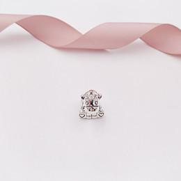 Encantos de unicornio online-Auténticas cuentas de plata esterlina 925 Bruno The Unicorn Charm Charms Se adapta al estilo europeo de Pandora Pulseras de joyería Collar 797609