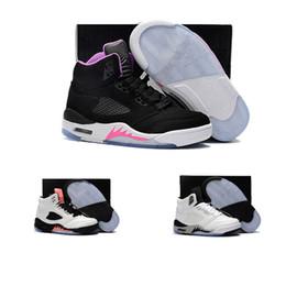 b5b9981fdf85d5 Nike air Jordan 5 11 12 retro Crianças 12 Sapatos de Basquete Crianças  Atlético Calçados Esportivos para o Menino Meninas running Shoes Frete  Grátis calçado ...