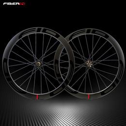 Дисковый тормоз онлайн-FID Carbon Disc 700C 50 мм Колесо Carbon Колесная Колесная Дорожный Велокросс Велосипед Дисковые Тормозные Колеса Колеса