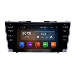 8 polegada Android 9.0 Touchscreen Car Multimedia Player para 2007-2011 Toyota Camry WIFI Navegação GPS Carplay suporte USB TPMS Carro DVR de Fornecedores de câmera de esporte infravermelho