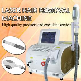 Età della macchina online-La migliore vendita 5 filtri SHR IPL macchina di depilazione permanente Ipl macchina di bellezza ringiovanimento della pelle pigmento età macchie rimozione trattamento dell'acne