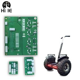 Motherboard controle on-line-Motherboard Controlador Drive Control Board Repair Off-Road Kit Balance carro elétrico Scooter Universal Hoverboard