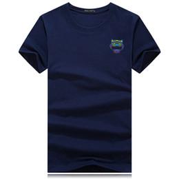 Polo blanc en Ligne-Mens Tshirt Noir Blanc Bleu Gris Col Rond Tshirt Lettres Imprimer petite tête de tigre Bee polo nord face à des t-shirts pour les hommes