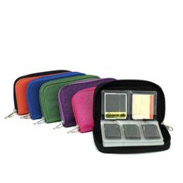 Телефон держатель воды онлайн-Useful Card Package Water Repellent Memory Card Storage Wallet Case Bag Holder SD Micro Slots Camera Phone Pack Bag