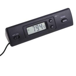 Argentina Termómetro de pantalla digital con medición de sonda bidireccional de temperatura para termómetro de agua, refrigerador, almacenamiento en frío Suministro