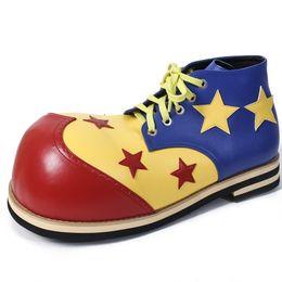 Clown Burlesque Party Schuhe Abendkleid Halloween Circus shtQrxdC