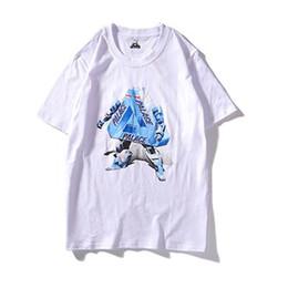 f833d7a1 Men tee cotton Brand designer T Shirts Mens Clothing Luxury Tops T-Shirt  Fashion Summer PALACES Letters Printed Casual women tshirt M-2XL