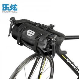 2019 bolsas para bicicletas de estrada ROSWHEEL 3L-7L Sacos de Bicicleta À Prova D 'Água Ajustável de Alta Capacidade MTB Mountain Front Quadro Sacos De Bicicleta Panniers Ciclismo Bicicleta