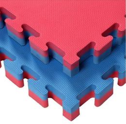 2019 materiais de chão Bloqueio de eva materiais tatami judo mat Espuma de Bloqueio Piso EVA Espuma Azulejos Quebra-cabeça Mat materiais de chão barato