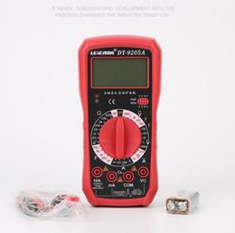 Электрический Универсальный Метр Dt9205a Инструмент Высокоточный Интеллектуальный Ожог-доказательство Цифровой Дисплей Метр Ручной Цифровой Мультиметр от Поставщики различные виды