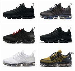 2019 alto invierno cortar zapatos corrientes Zapatillas de running de hombre de 2019 New FASHION WOMEN white black REFLECTIVE Medium Olive Burgundy Crush zapatillas deportivas de diseño