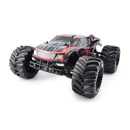 JLB Racing CHEETAH 120A Обновление 1/10 RC Каркас Автомобиля Для Monster Truck 11101 Без Электрических Частей от
