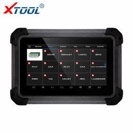 OBD2 Diagnóstico del coche Escáner Original XTOOL EZ300 PRO Airbag Crash Restablecimiento de datos ABS TPMS Herramienta de restablecimiento de la luz de servicio de aceite para automóviles desde fabricantes