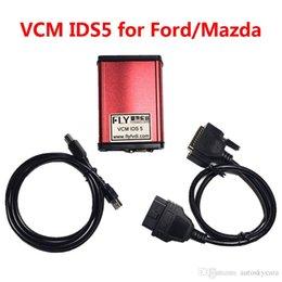Vcm ford on-line-VCM IDS5 IDS 5 para Ford V110.1 e para a Ferramenta de diagnóstico Mazda V108 OBDII Leia Limpar códigos de problema diagnósticos