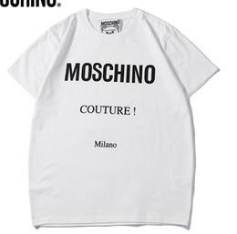 2019 justin bieber swag noir t-shirt 2019 Nouveau t-shirt en coton blanc simple à manches courtes avec encolure en t-shirt à manches longues pour hommes et femmes
