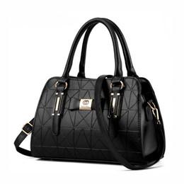 Большие дизайнерские сумки онлайн- Handbags Women Bags Designer PU Leather Shoulder Bags Lady Large Capacity Crossbody Hand Bag Casual Tote Messenger Bag