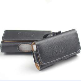 clip de cinturón de cuero billetera Rebajas Monedero universal de la PU Funda horizontal de cuero del teléfono cubierta de la caja Bolsa de cintura con clip de cinturón para el iphone 11 Pro Max XR X XS 8 más