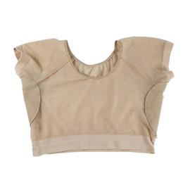 Desodorantes para las axilas online-Armpit Sweat Pads Soft Underarm Summer Sweat Pads Juntas Desodorante reutilizable de verano Anti transpirante para mujeres