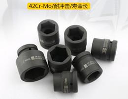 """1"""" 25mm 42CR-MO Rüzgar Gun Kol Kafa Ağır Makine Altıgen Soket Parçaları Pnömatik Kol 17mm -70mm Dayanıklı Kullanılmış Güçlü Etki dayanı nereden"""