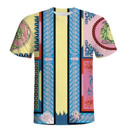 camisas de los hombres de la moda europea Rebajas Moda casual diseñador de lujo camiseta de los hombres camiseta fresca de manga corta Polo camisa de la moda de París Medusa camiseta europea de la moda de París