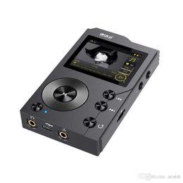 дюймовый pmp Скидка Mp3-плеер iRULU F20 HiFi Lossless с Bluetooth: Цифровой аудиоплеер с высоким разрешением DSD и картой памяти 16 ГБ