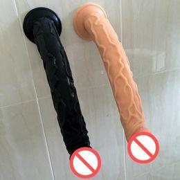 2019 erwachsene große sex-spielzeug für frauen riesigen Penis 13,8