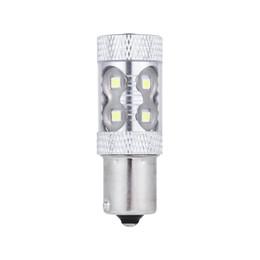 2019 ampoules 12v ba15s 1156 BA15S P21W a mené la lampe automatique d'ampoule de Leds de la voiture 700LM de virage de frein de réserve de Singal ampoules 12v ba15s pas cher