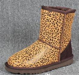 Stivali di stile glitter online-australia donne scintillio stivali impermeabili Australia stile caldo inverno all'aperto Breve Snow Boots Marca Ivg Unisex US3-14