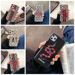 2019 cubierta huawei honor 4c Marca Estilo del teléfono para Iphone 11 11 Pro X X max Xr Max 6 6s 7 8 más creativa contraportada con bordado de la serpiente abeja Planet A17
