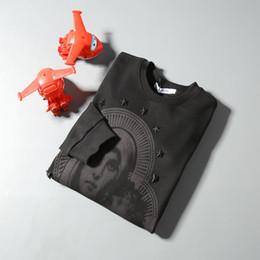 2020 super felpe 19FW lussuoso brand di design verticale Inserito Dato Uomo Casual Felpe Maglione pullover Streetwear Outdoor con cappuccio super felpe economici
