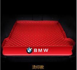 Carpete de troncos on-line-Para BMW X2-2018-2019 Trunk Carga Boot Liner Bandeja Tapete Tapete