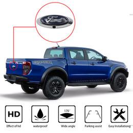 2019 camara coche toyota rav4 Retrovisor del coche cámara de respaldo inversa ajuste FORD RANGER T6 T7 T8 XLT 2012-2019 sistema de estacionamiento