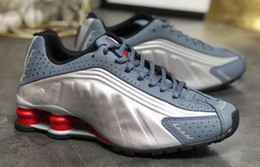 Nouveau Zapatos Hombre Shox Chaussures Casual Chaussures R4 Nz Hommes Design Sport Trianers Tn Sneakers Tailles Eur40-46 ? partir de fabricateur
