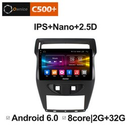 "C automotivo on-line-10.1 ""2.5D Nano IPS Tela Android Octa Núcleo / 4G LTE Car Media Player Com GPS Rádio RDS / Bluetooth Para Citroen C-Quatre 2012-2016 # 5902"