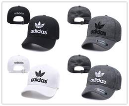 mulher chapéu de moda Desconto 2019 Adidas Golf chapéu Casquette gorra Snapback Caps Boné de Beisebol Ajustável hip hop Chapéu Snap back osso Moda homem mulheres pai chapéus